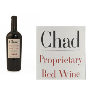 Chad Prop Red label