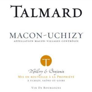Domaine Talmard Macon Uchizy